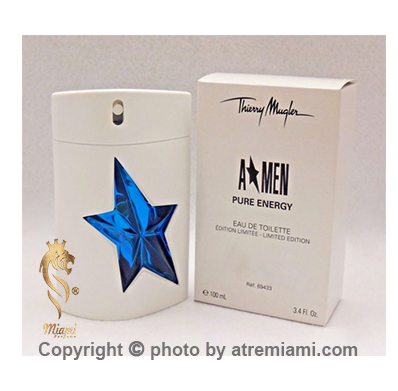 تستر Thierry Mugler AMen Pure Energy مردانه